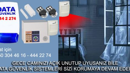600 Bayiyle Türkiye'nin Her Yerine Alarm Hizmeti