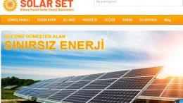 Güneş Enerjisi Teknolojilerinde Öncü Firma